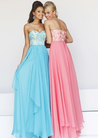 long dress striped dress sexy dress fashion coral dress chiffon long prom dress prom dress homecoming dress sherri hill