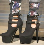 shoes,fsjshoes,boots,ankle boots,platform shoes,stilettos,strappy,fashion,style,casual,high heels