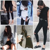 coat,jacket,lioness,divergence clothing,grungeback to school,shopping for back to school,stores like nasty gal,ripped jeans,grunge jean jacket,jean jacket oversized denim,grunge,jean jackets,blue jean jackets,back to school