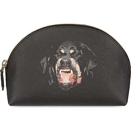 GIVENCHY - Rottweiler cosmetic pouch | Selfridges.com