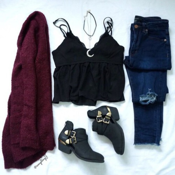 Top tumblr tumblr outfit cute outfits aesthetic cute ...