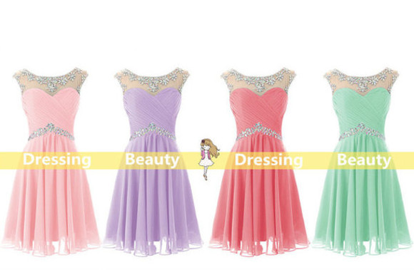 pink coral pink dress coral dress homecoming dress short dress short prom dress homecoming dresses mint fashion dress mint homecoming dress short party dresses homecoming dresses 2014 party party dress purple dress