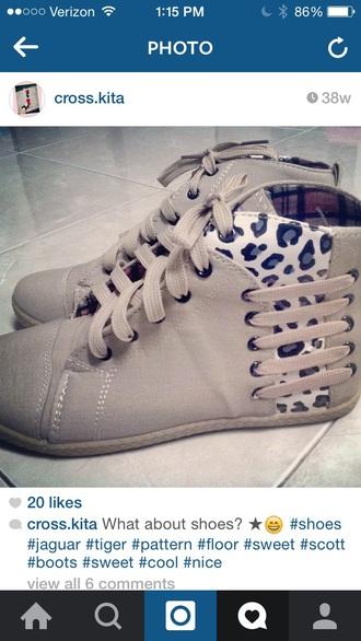 shoes boots leopard print combat boots plaid brown combat boots
