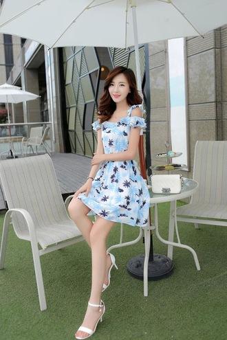 dress sweet dress print dress