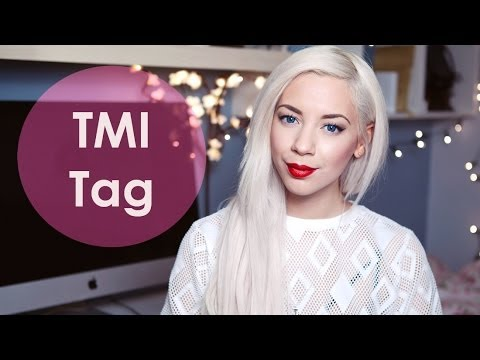 TMI tag! - YouTube