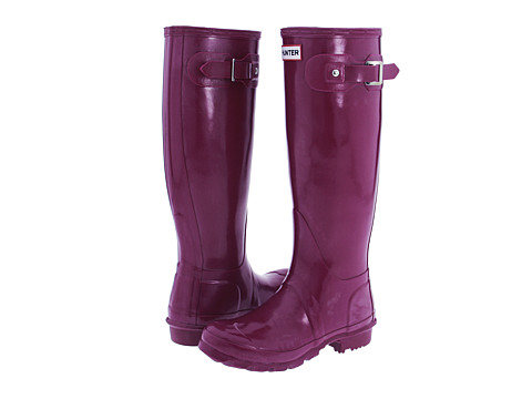 Hunter Original Gloss  Violet - Zappos.com Free Shipping BOTH Ways