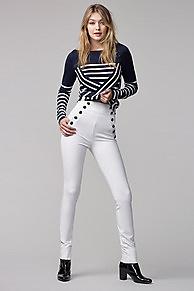 Sailor Pant Gigi Hadid | SNOW WHITE | Tommy Hilfiger® | 8719112086919