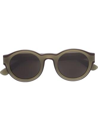 women sunglasses green