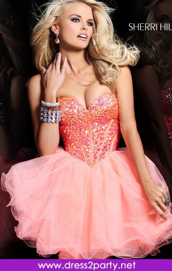 Serendipity Prom -Sherri Hill 21101 prom dress - Sherri Hill 2014 ...