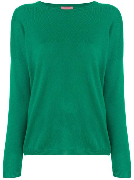 Alyki jumper women green sweater