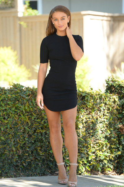 Campbell Dress - Black | Fashion Nova