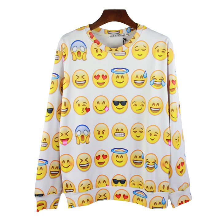Aliexpress.com : Buy emoji smiley t shirt hot emoticons tshirt popular summer funny clothes unisex women/men top tees t shirt free shipping M05910 from Reliable t-shirt red suppliers on Stylish Harajuku
