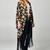 Black Rose Cardigan (Kimono)