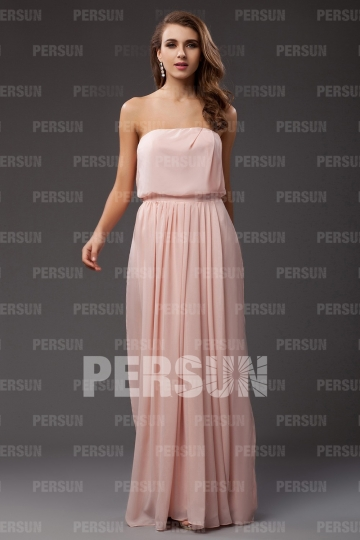 Pink tone Modern Strapless Empire Bridesmaid dress [PPCG2457]- US$ 127.99 - PersunMall.com