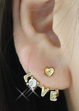 sirenlondon — Love Me Earrings