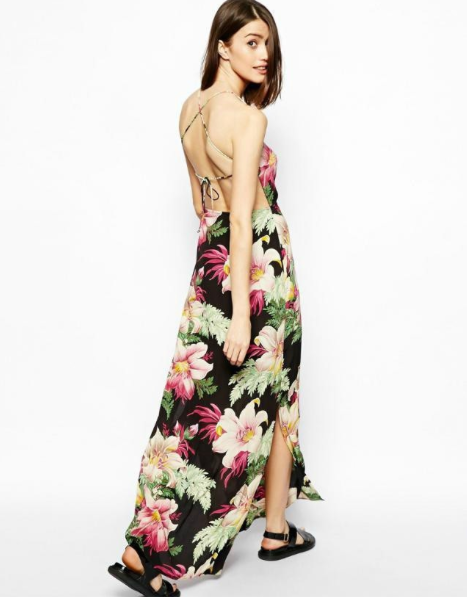 Ain't talking flowers maxi dress  / big momma thang