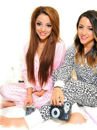 pajamas fashion gabi demartino