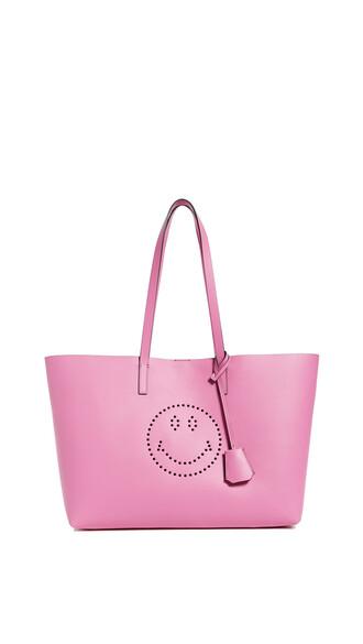 smiley bag