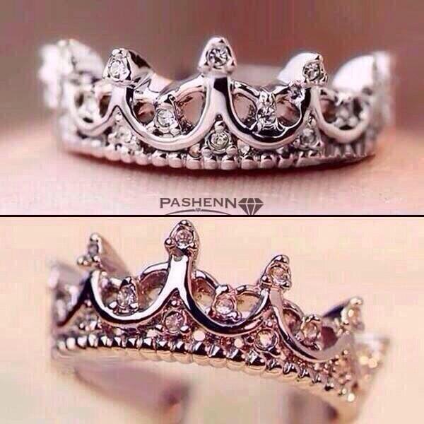 jewels princess ring tiara ring ring crown ring pashenn princess crown  ring tiara pashenn princess