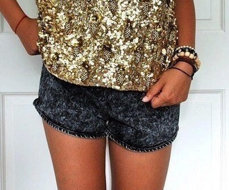 shorts black cute hot