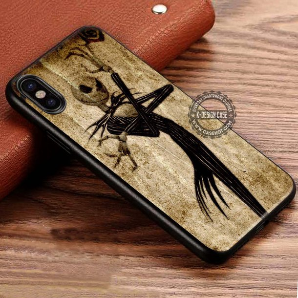 phone cover cartoon the nightmare before christmas jack skellington christmas xmas iphone cover iphone case iphone iphone x case iphone 8 plus