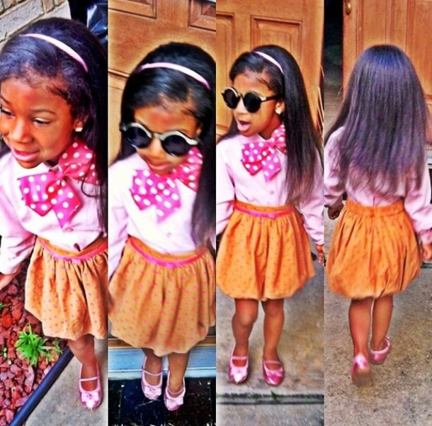 sunglasses girl bows cute girly fashion kids fashion kids rh wheretoget it