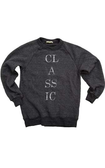 CLASSIC Boyfriend Sweatshirt