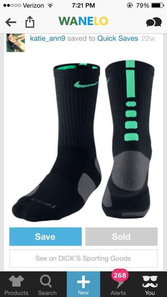 socks black socks
