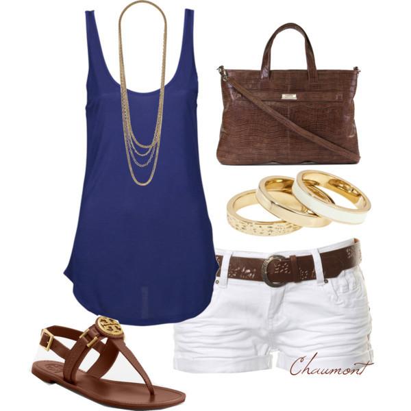 blouse earrings shorts bag blouse