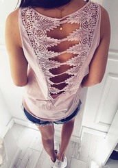 top,sleeveless,casual tops,t-shirt,tank top,fashion clothing,women clothes,pink