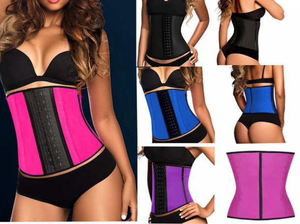tights shape wear corset rubber sexy trendy