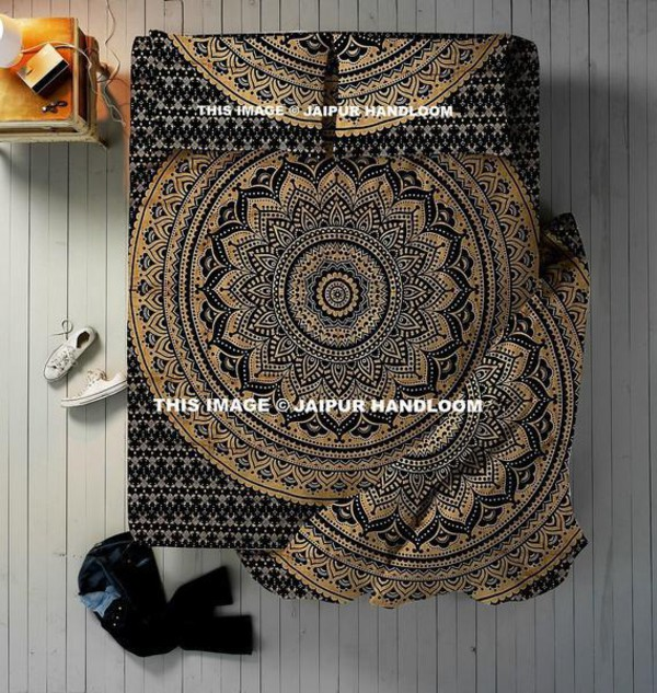 home accessory mandala duvet cover mandala bedding set 4 pc mandala bedding set ombre mandala tapestry tapestry wall hanging queen cotton bedsheet queen blanket beach throw tapestry wall decor