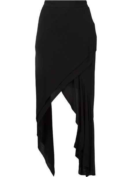 KITX skirt women black