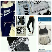 top,athletic,crop tops,addidas pants,addidas shirt,nike sweater,roche
