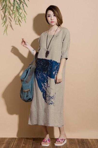 dress maxi dress maxi dress linen dress ma qualities