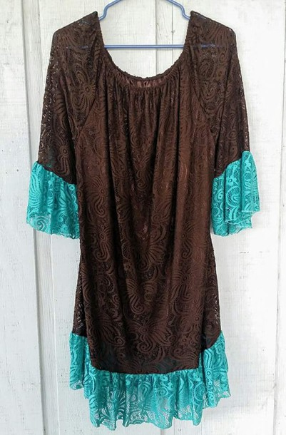 dress brown dress mini dress