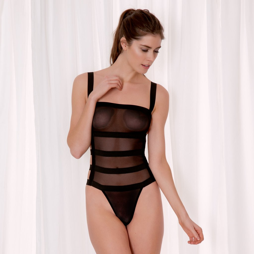 Angelina Body Black