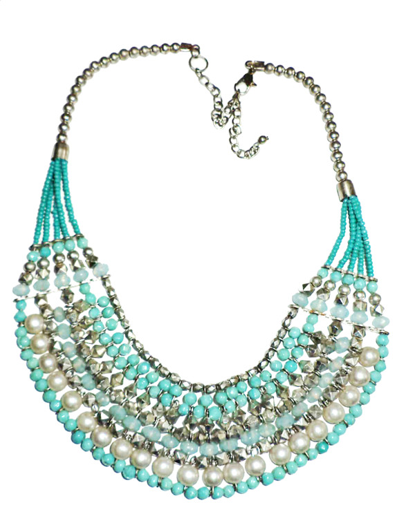 jewels necklace collar