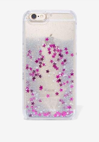 phone cover stars iphone iphone case glitter case glitter pink phone case