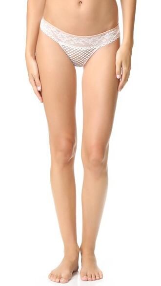 thong vintage rose underwear
