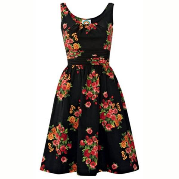 dress vintage dress