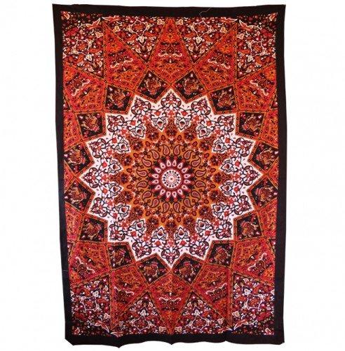 bohemian tapestry wall hanging india