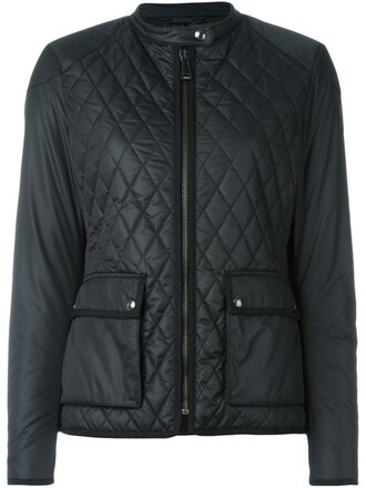 jacket quilted black