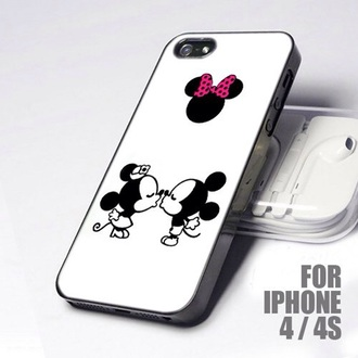 phone cover iphone iphone case mickey mouse minie mouse love