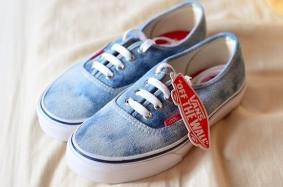 shoes vans acid wash