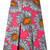 Gucci daisy print skirt, Women's, Size: 42, Pink, Silk/Wool/Viscose/Polyester