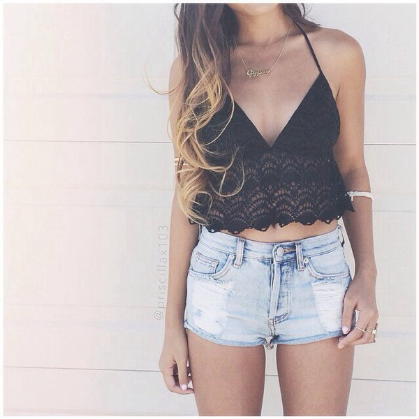 shorts blue shorts denim shorts acid wash high waisted