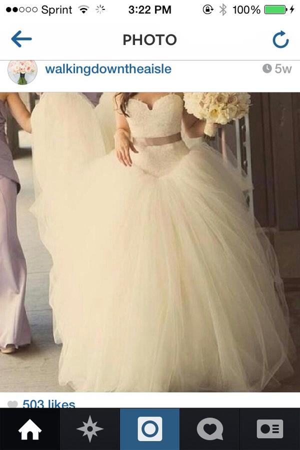 dress wedding dress ball gown wedding dresses corset top rhinestones diamonds glitter sparkle white dress