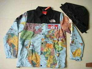 c15cfb20f Supreme X North Face Expedition Map, Any Size, Brand New