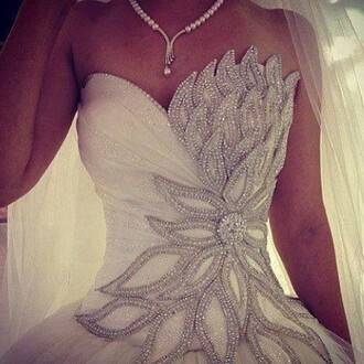 dress sparke flowers wedding dress wedding clothes wedding gown bride dresses bride beading dress